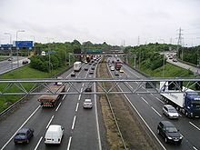 Smooth traffic flow makes roads accident-free
