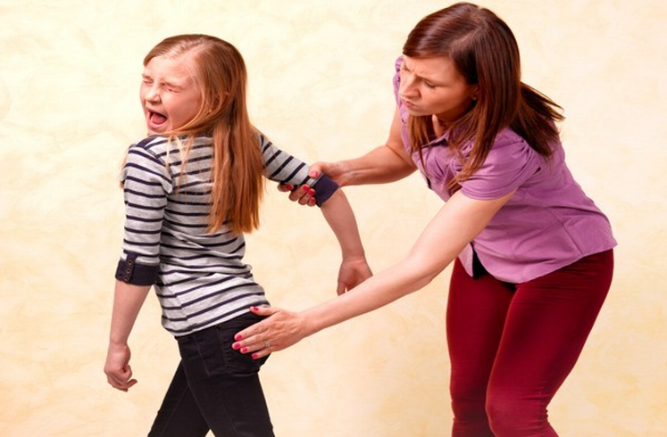 Spanking is linked to Child's Cognitive Ability