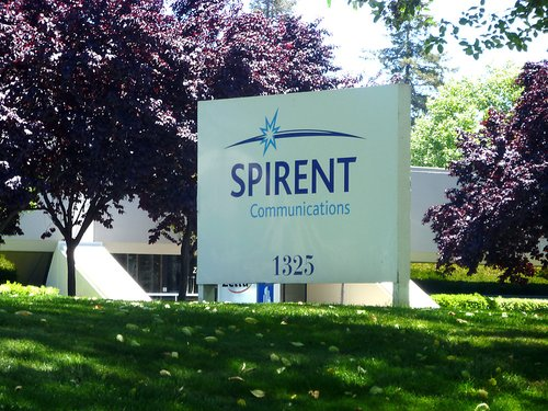 Spirent-Communications