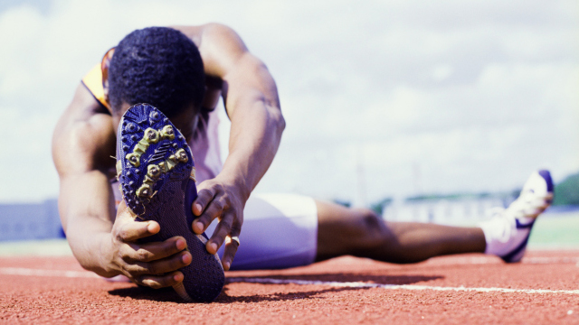 Stretching Increases Risk of Injury
