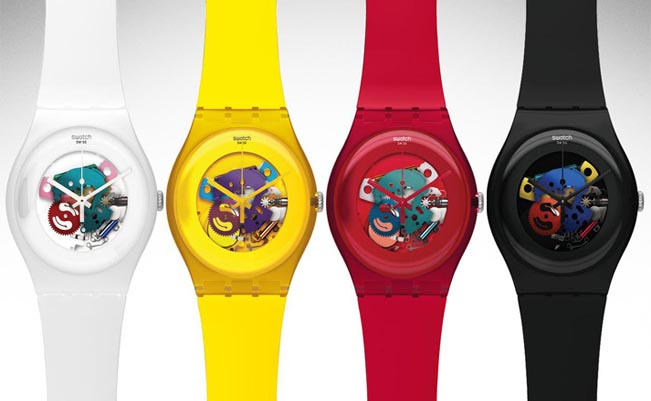 Swatch Partners with Visa to Enable Payment Through a Watch