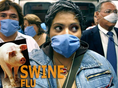 Mexico took all possible Prevention Methods to Curb Swine Flu