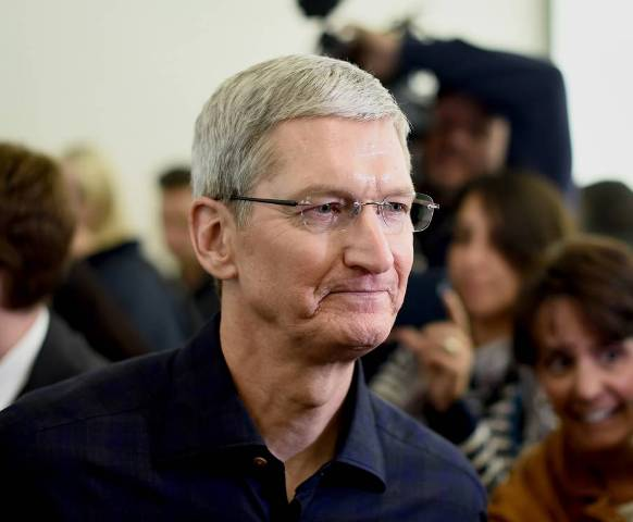 Tim Cook, Apple's Chief Executive has a Greater Than 40% Hike in Salary