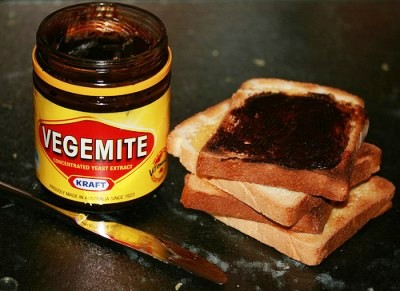 Vegemite's success story in OZ