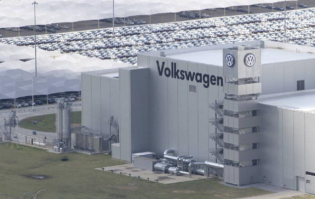 United Auto Workers Union Seek New Strategies at Volkswagen's Tennessee Plant