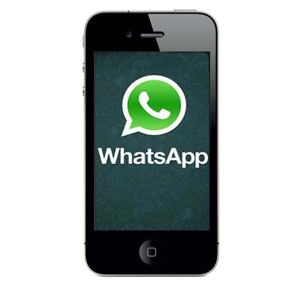 WhatsApp updated for iPhone