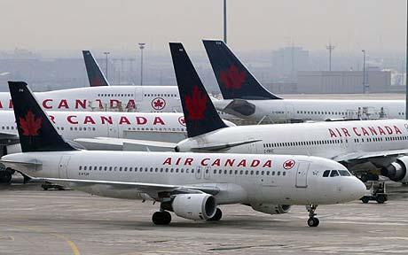 Air Canada Union Steps Back From Brink on Strike