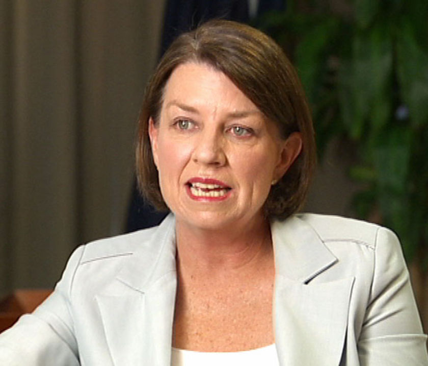 Anna Bligh Fails To Meet the Employment Target