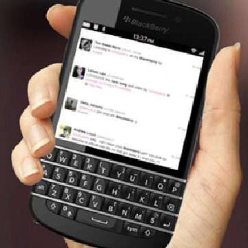 RIM to Launch Blackberry X10 by the January 2013 End