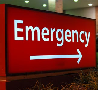 Study finds jump in ER-related admissions