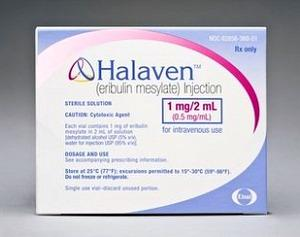 NICE Say No to Eisai's Breast Cancer Drug 'Halaven'