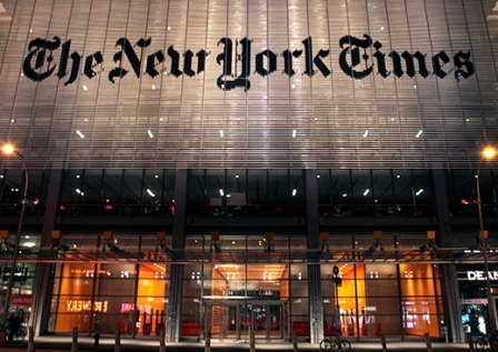 New York Times on the Look Out for Arthur Sulzberger's Successor