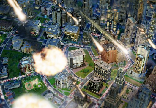 After Disastrous Launch of SimCity, the Company Offers Free Game to Users