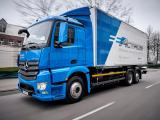 Mercedes' electric & fuel-cell trucks to be built at Wörth Plant in Germany