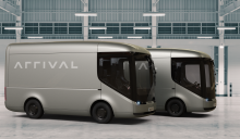 Arrival's upcoming electric van to run more than 200 miles per full charge