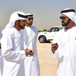 Barakah Nuclear Power Plant in Abu Dhabi Launched