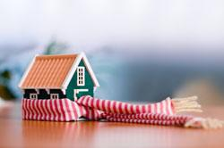 Warmer homes are better for environment, health