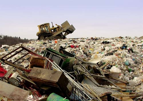 Environmentalists, residents demand a landfill closure in Bangalore