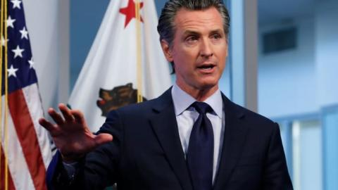 California Governor Gavin Newsom asks casinos to reconsider reopening plans