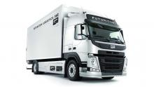 Fully-electric truck covers record driving range of 682.88 miles on single charge